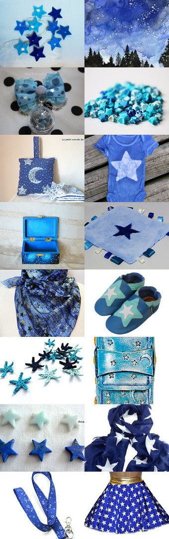 Little Bleu Star _ Autism Day by FreyjasFaeries on Etsy--Pinned+with+TreasuryPin.com