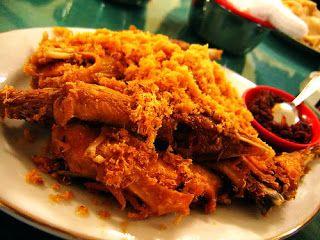 Resep Masakan Ayam Goreng Kremes - Resep Masakan Tradisional