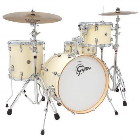 Gretsch Catalina Club Jazz 4-Piece Drum Set Shell Pack (18