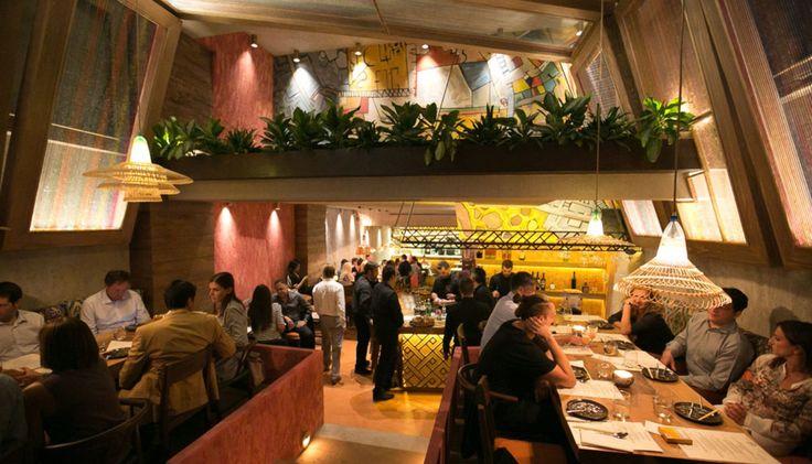 Ο Βασίλης Δημαράς επιστρέφει στο Nikkei για μια χορταστική cocktail pairing εμπειρία.