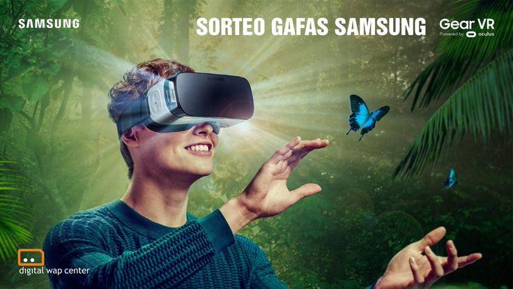 ¿Quieres conocer la #realidadvirtual con las gafas Samsung Gear VR? síguenos en facebook y participa del #sorteo es muy fácil. #FelizMartes