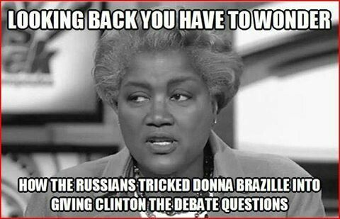 Or how they tricked Hillary into being so untrust-worthy