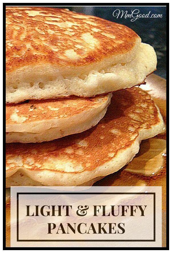 118 Reference Of Best Pancake Recipe Vinegar In 2020 Best Pancake Recipe Homemade Pancakes Light And Fluffy Pancakes