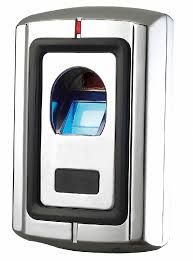 Get Gates & Fence It - Fingerprint readers for gate and turnstile control