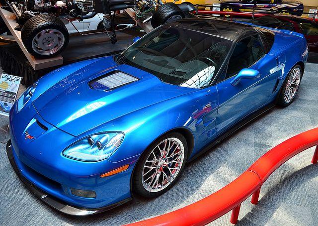 2009 Corvette C6 ZR1   Flickr - Photo Sharing!