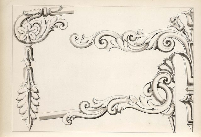 34 best Acanthus leaves images on Pinterest