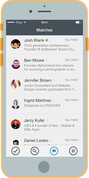 #Caliber #iPhone #iOS #socialapp #networking #businesscontacts #proffesionalnetwork