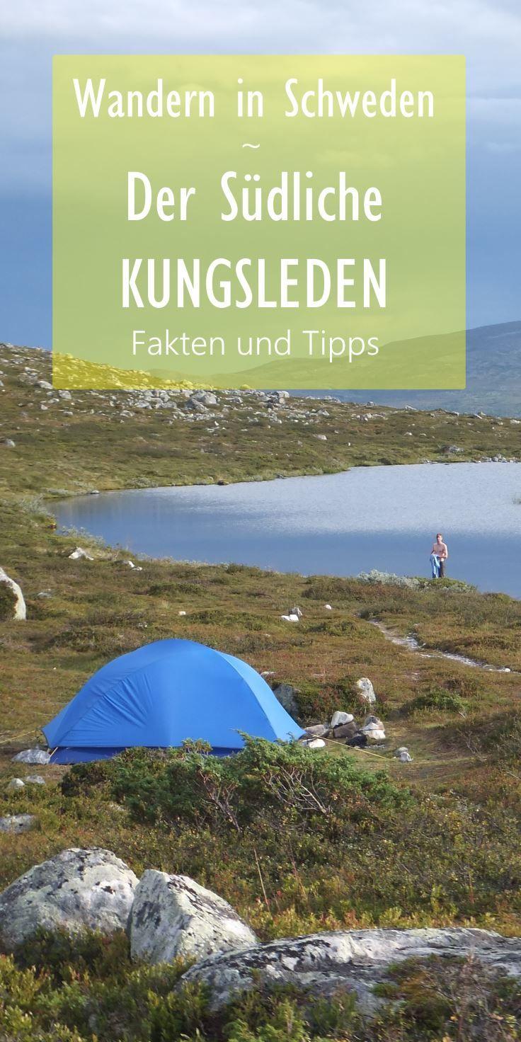 Wandern in Schweden – Der südliche Kungsleden – Fakten und Tipps