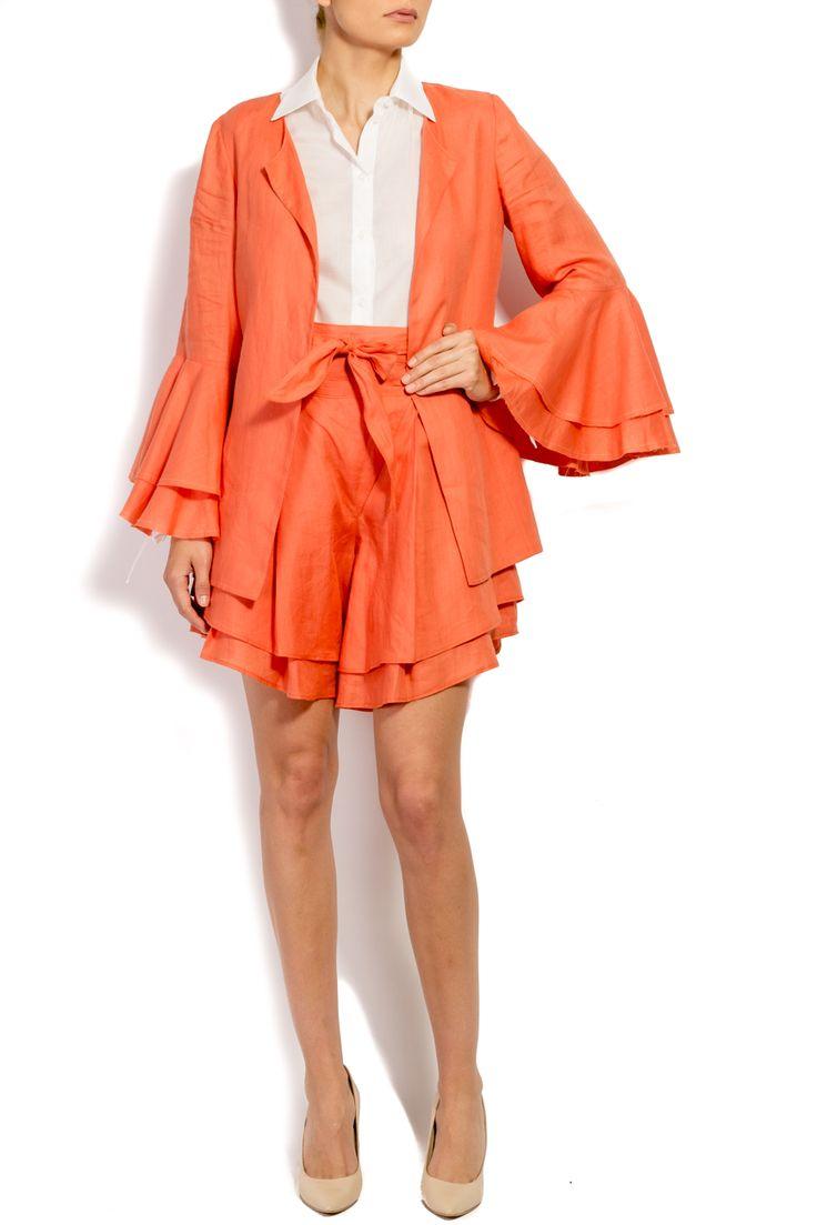 Aer Wear | Pantaloni orange | WE LOVE COUTURE
