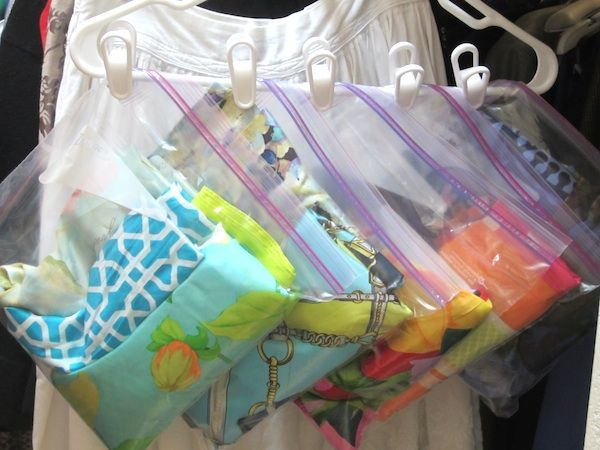 15 Best Images About Plastic Baggy Organizing On Pinterest 16 Suitcases And Medicine Cabinets