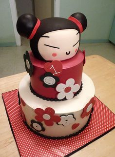 Gerita wedding cakes