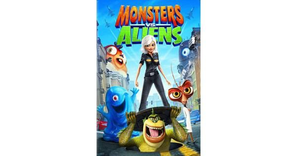 Is Monsters vs. Aliens OK for your child? Read Common Sense Media's movie review to help you make informed decisions.