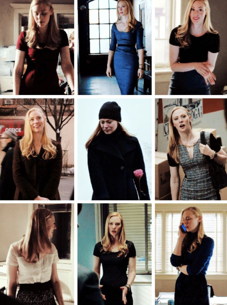 Karen Page's style (: