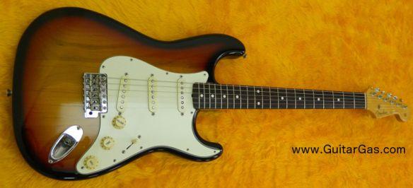 2006 Fender Stratocaster 62 ReIssue