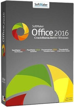 Download SoftMaker Office 2016 Serial Key Free SoftMaker Office 2016 Full Version is a outstanding tool to which help to basic development of the enterprise SoftMaker GmbH, is a remarkable alternative for Microsoft Office. You can done your work with it and exchange Word archives, books Excel and presentations PowerPoint. Office set in a testing …
