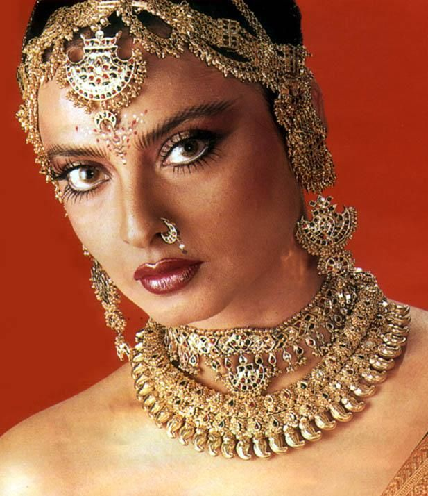 Bridal Makeup For Rekha All Fun Usa Hot Fashion Tips