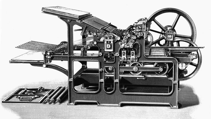1000+ images about Old graphic machines on Pinterest ...