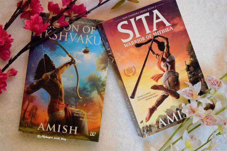 Amish Tripathi's latest trilogy looks like an interesting read considering its setup.