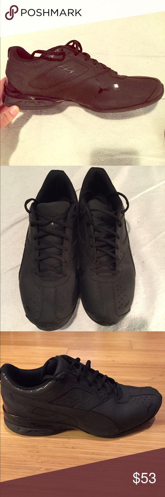 Selling this Men's Puma tennis shoes on Poshmark! My username is: mpalisano. #shopmycloset #poshmark #fashion #shopping #style #forsale #Puma #Shoes