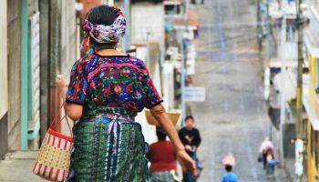 Οι Γουατεμαλτέκοι και η Ελλάδα του ονείρου