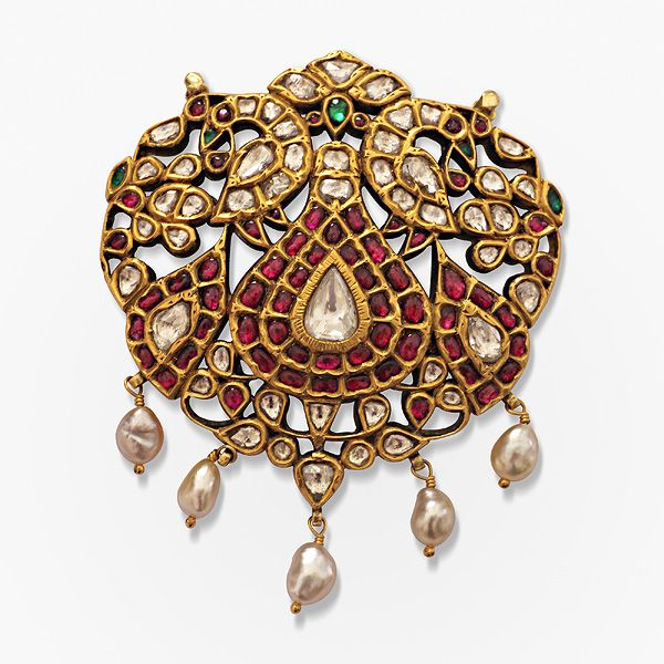 Gemset Pendant - south indian
