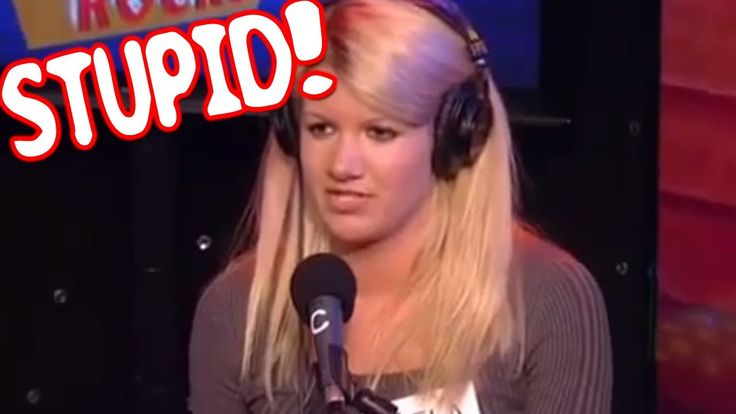 How STUPID can someone be?!? - Howard Stern Show...