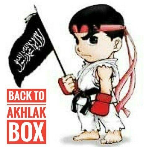 Back To Akhlak
