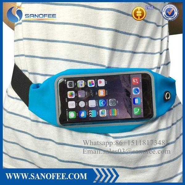 2015 New products Smartphone Running Belt