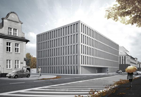 Sąd w Nysie : Pracownia Architektury Głowacki