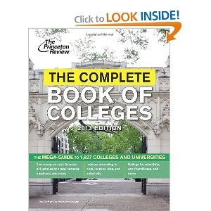 46 best college rules images on pinterest collage colleges and the complete book of colleges 2013 edition college admissions guides fandeluxe Image collections