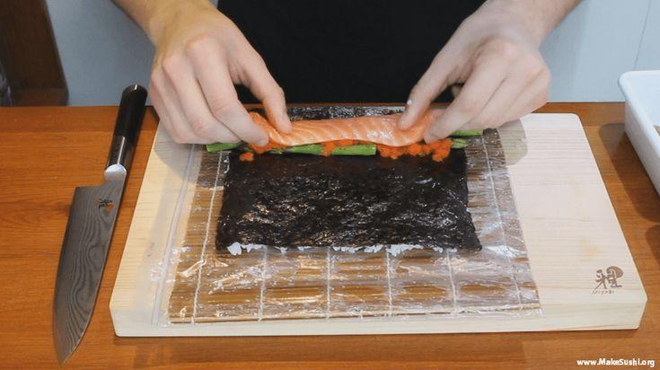 Deep fried sushi roll recipe | Make Sushi