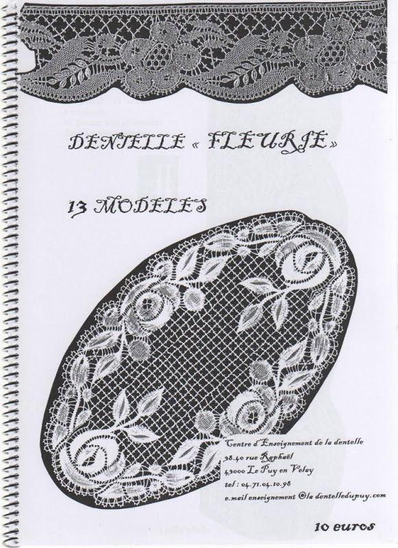 DENTELLE FLEURIE - Lourditas Vindel - Álbumes web de Picasa