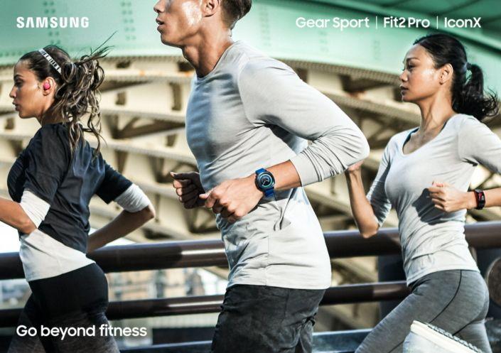 Samsung Gear Fit 2 Pro et Gear Sport : deux nouvelles montres présentées à l'IFA 2017 - http://www.frandroid.com/marques/samsung/455951_samsung-gear-fit-2-pro-et-gear-sport  #Braceletsconnectés, #Évènements, #IFA, #Marques, #Montresconnectées, #ObjetsConnectés, #Produits, #Samsung