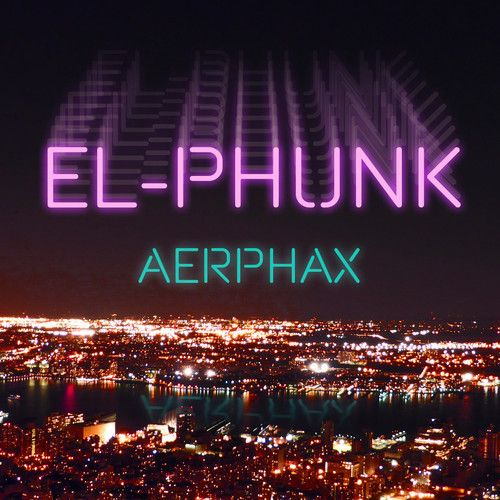 AERPHAX - EL-PHUNK From #AERPHAX. #Brian Anthony, #Copenhagen - #Denmark. #Ambient, #IDM, #experimental, #techno