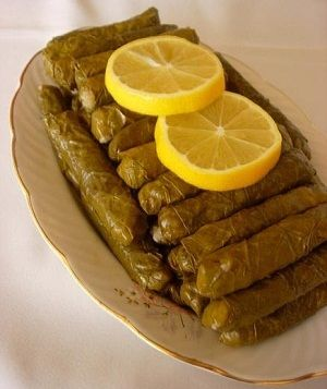 Sarma yapra. Stuffed vine leaves. A dish you are likely to find on a Turkish food tour. Why not visit our web site for recommended tours at http://www.allaboutcuisines.com/food-tours/turkey/in/turkey or perhaps a cooking class at http://www.allaboutcuisines.com/cooking-school-classes/turkey/in/turkey #Travel Turkey #Turkish food