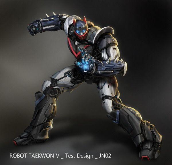 ROBOT CONCEPT DESIGNS - Google Search