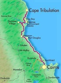 Cape tribulation information.