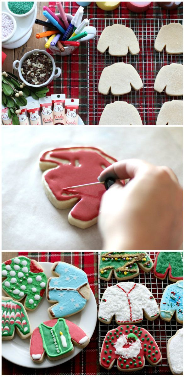 Ugly christmas sweater decorating ideas