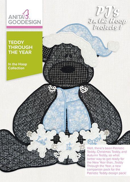 13 best PJ's design in the hoop images on Pinterest ...
