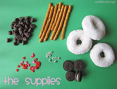 Sheep Treats (with or without the cupcake) were great for the Boy Who Cried Wolf lesson