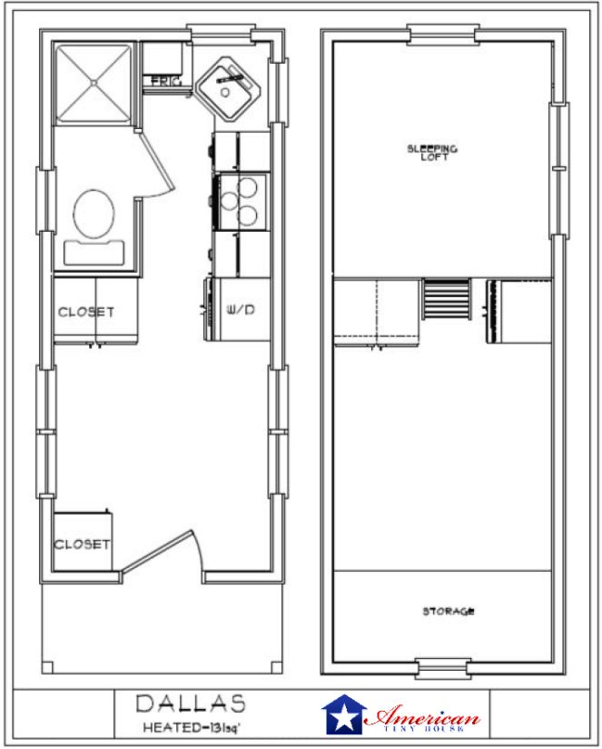 12 Best Images About Tiny House Floor Plans On Pinterest