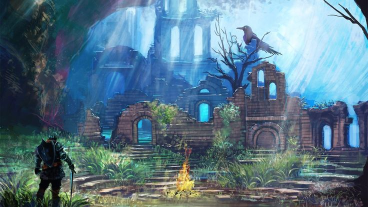 Dark Souls Firelink