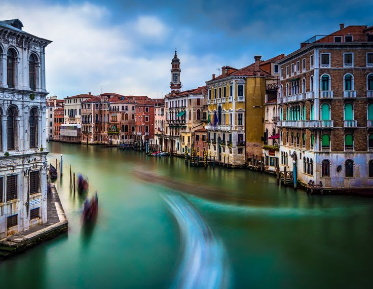 Photo venice, impressionist style by Jerome Courtial on 500px