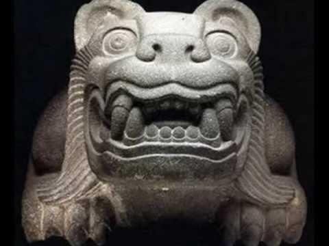 Piramides Mayas, Aztecas entre otras, The Great Dharani, musica relajante. - YouTube