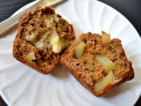 Как приготовить вкусные и полезные кексы с яблоками и семенами льна читайте на сайте Лучшие рецепты для духовки