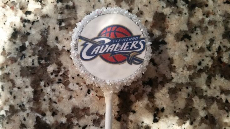NBA Playoff Finals Chocolate Covered Oreo Cookies Snacks