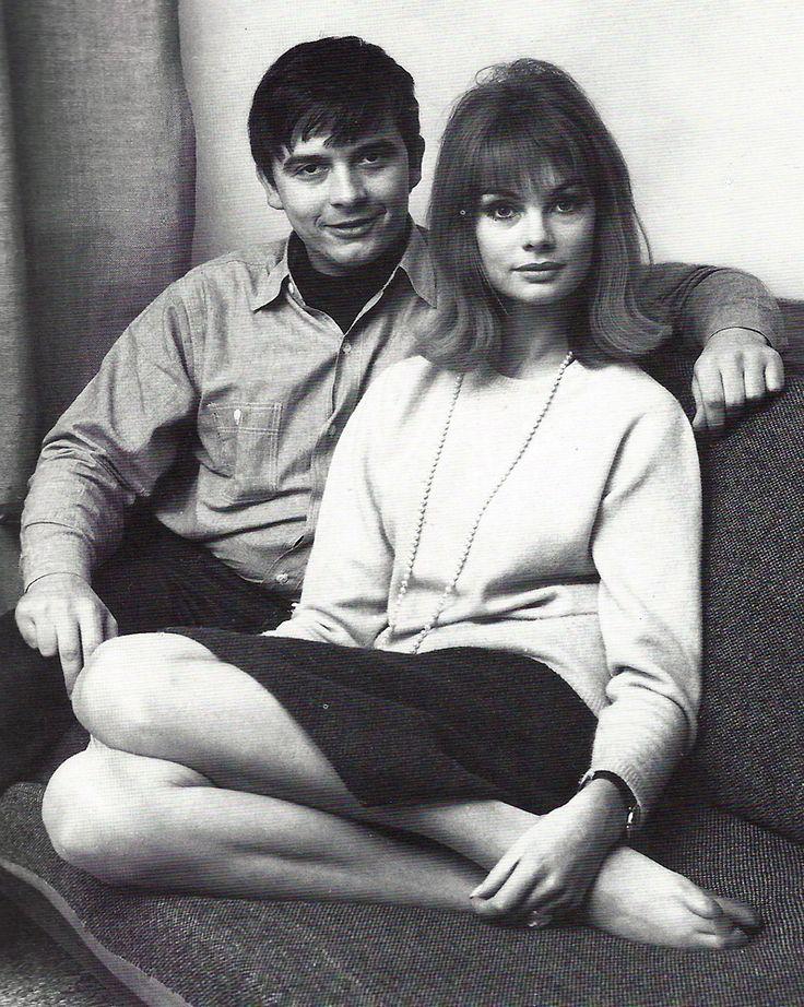David Bailey & Jean Shrimpton
