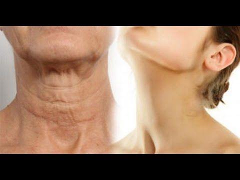 Receitas simples e naturais para eliminar a flacidez do pescoço e ter um pescoço jovem e impecável - YouTube