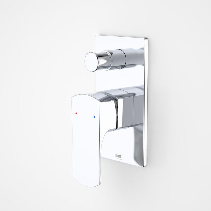 Dorf | Mixer Taps - Napoleon - Napoleon Bath/Shower Mixer with Diverter