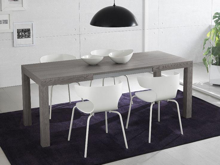 Tavolo Allungabile Grigio Tavoli Moderni Allungabili Da Cucina Home Decor Furniture Home